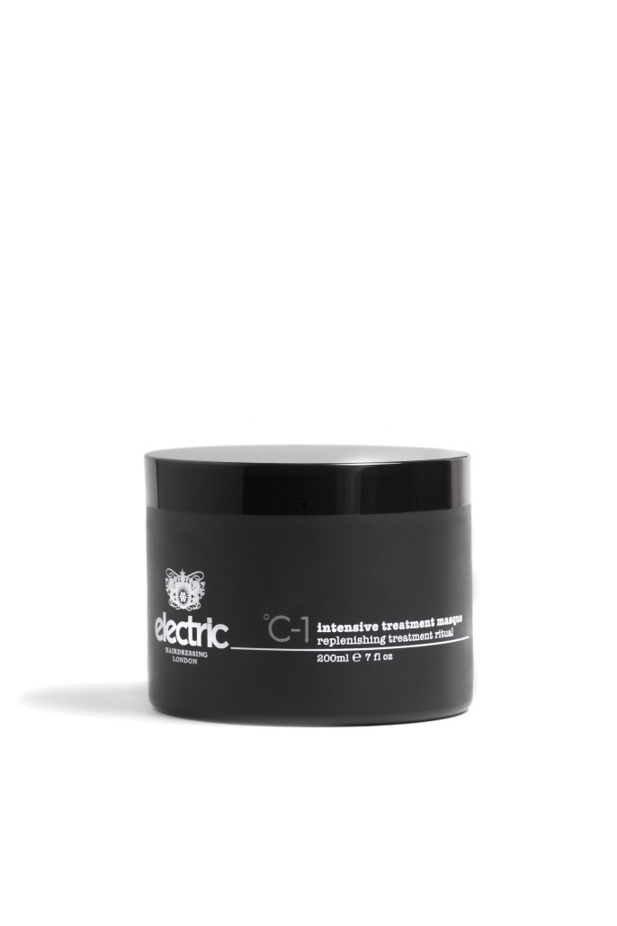 Electric Hair Masque