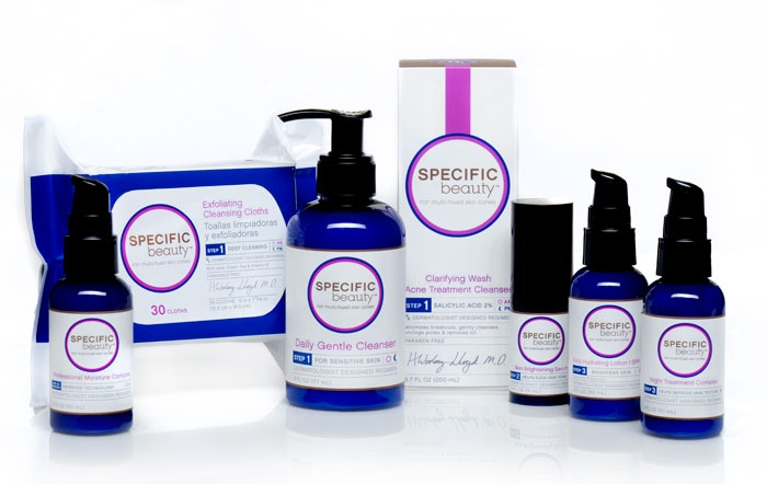 Specific-Beauty-Gentle-Regimen